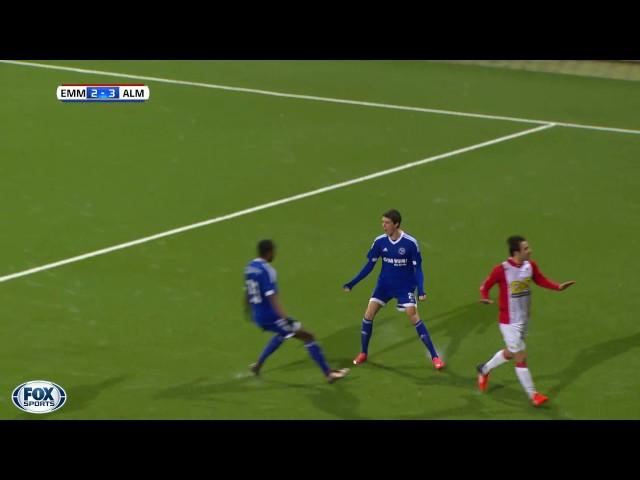 Knotsgekke overwinning op bezoek bij FC Emmen: 5-6