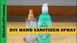 Diy hand sanitizer spray homemade how to recipe meyers liquid soap https://amzn.to/2vhdnzt south africa is in the middle of a drought, an...