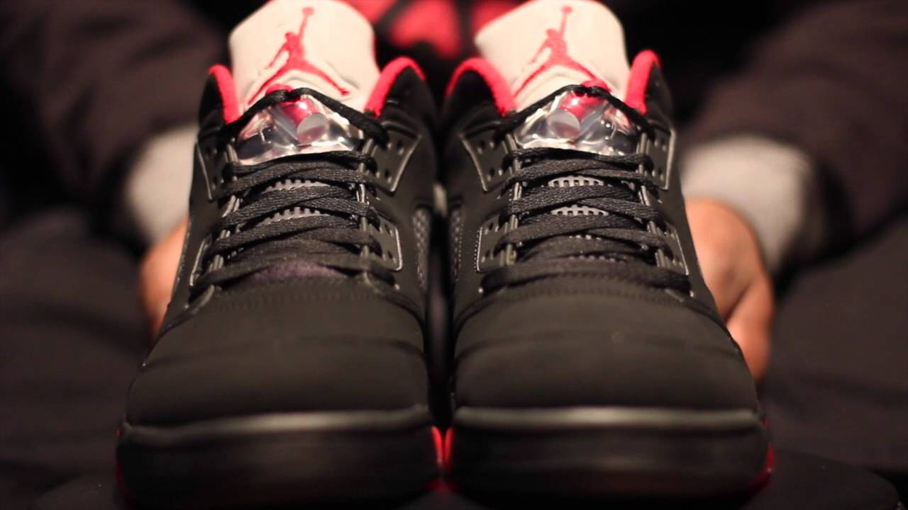 big sale 93ba2 033a7 Air Jordan 5 Low Alternate 90 Complete Unboxing Review + On Foot!!! -  YouTube