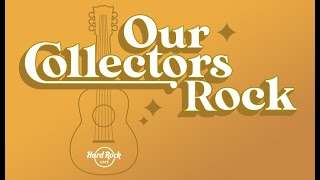 Our Collectors Rock, Episode 1