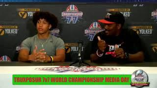 PPT Elite World Championship Media Day