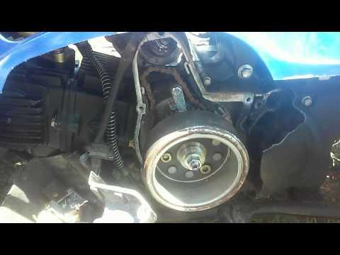 bad starter sprag clutch chinese atv Car Battery Won T Start
