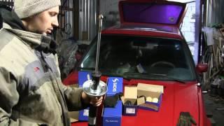 Задние амортизаторы Гольф 2(Приветствую Вас на моем канале AWTOMASTER. На нем Вы можете увидеть много полезного видео как по ремонту автомоб..., 2016-12-06T18:59:43.000Z)