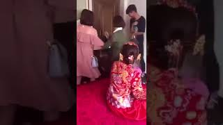 Выкуп невест по-китайски