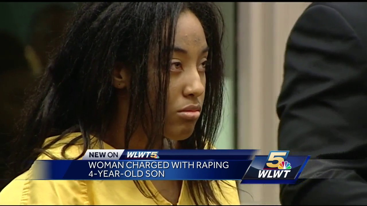 Download Woman accused of raping 4-year-old