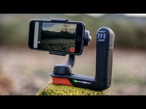 Top 5 Best Smartphone IPhone Gimbal Stabilizers For Vloggers, Youtubers And Content Creators