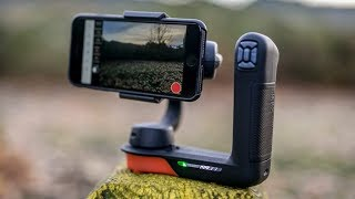 Best Smartphone iPhone Gimbal Stabilizers in 2018 for Vloggers, Youtubers and Content Creators
