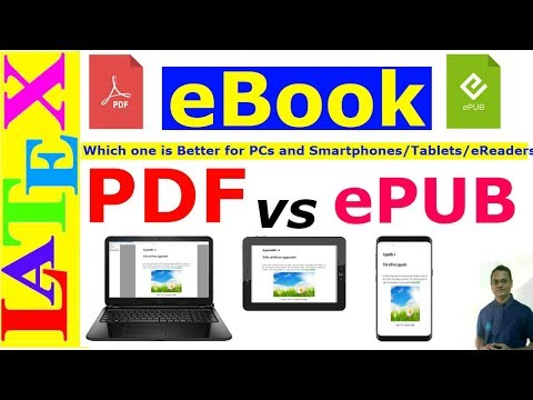 PDF Vs EPUB: Which Format Is Better?