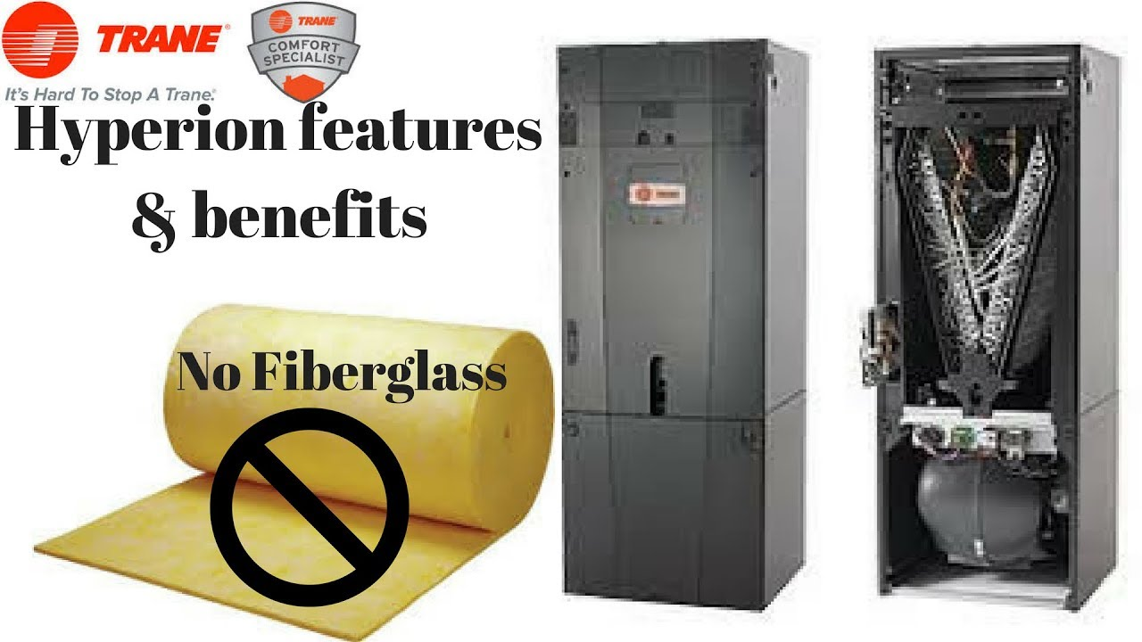 Trane Hyperion Air Handler Features And Benefits
