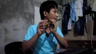 Chàng trai nghèo thổi sáo || Hoàng hôn màu tím -  tone Si