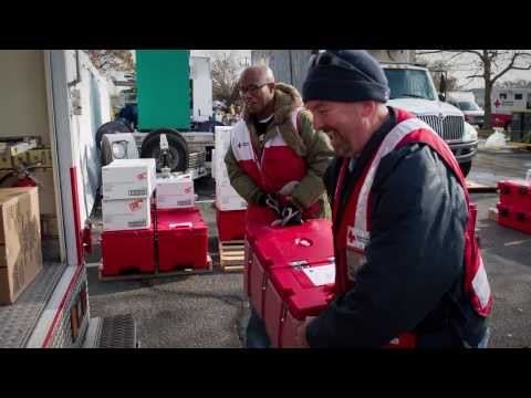 American Red Cross 2013: Arms Open and Full