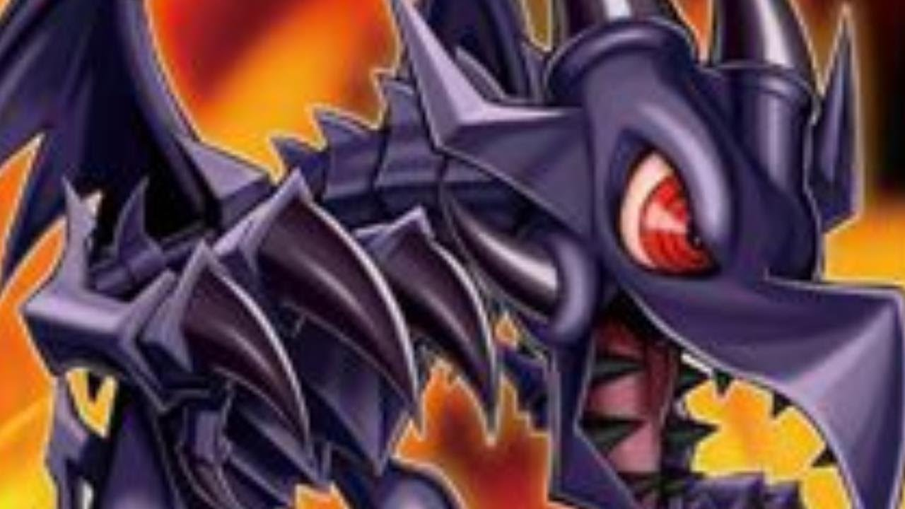 red eyes toon deck list youtube