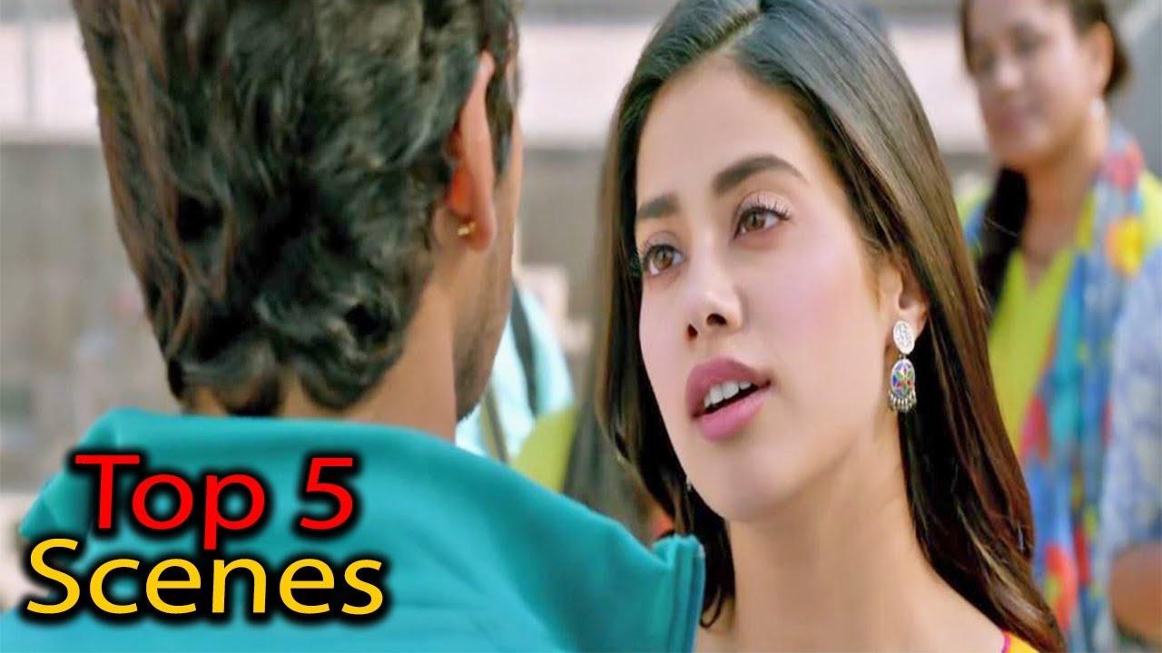 Top 5 Dhadak Best Scenes Dhadak Full Hindi Movie Best Scenes