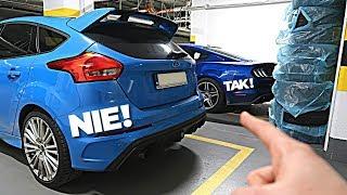Dlaczego NIENAWIDZĘ Focusa RS i WYBIERAM Mustanga GT?