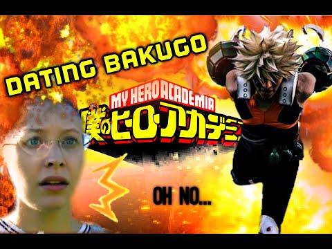 Dating Bakugo (My Hero Academia)