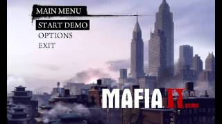 Mafia 2 Music main menu theme