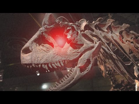 14 Seriously SCARY Dinosaurs