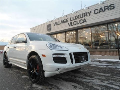 2008 Porsche Cayenne GTS [RARE 6 Speed Manual] in review - Village Luxury Cars Toronto