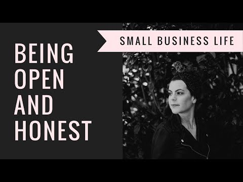 BEING OPEN & HONEST | Small Business Life | Hiring Help, Photo Shoot and Brand Evolution