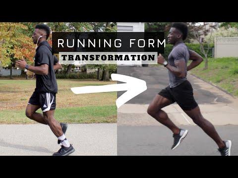 running form transformation | running everyday body transformation
