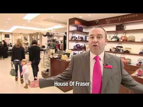 House Of Fraser Refit 2010