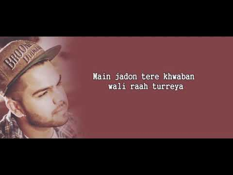 khaab-lyrics-|-in-hindi-|#2018-best-popular-song