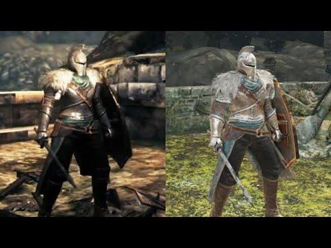 Dark Souls 2 downgrade full comparison