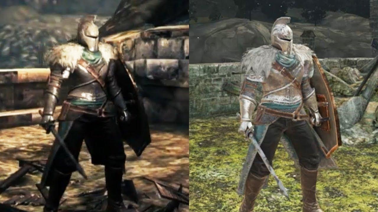 Dark Souls Ii: Dark Souls 2 Downgrade Full Comparison