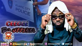 CeeGee - Me Officer - September 2018