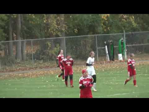 Beekmantown - Saranac Girls B Semi-Final   10-24-16