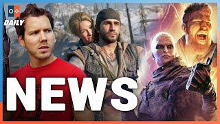 OUTRIDERS S'EXCUSE / CLIFF BLESZINSKI (GEARS OF WAR) DE RETOUR / DAYS GONE 2 REFUSÉ ! - JVCom Daily