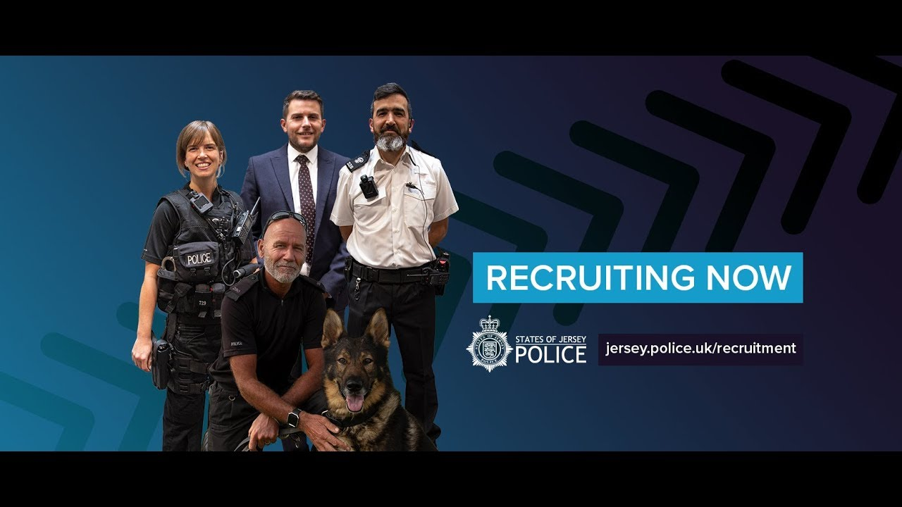 States of Jersey Police - Recruitment