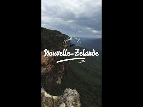 Voyage en Nouvelle Zélande - Chantal et Jean