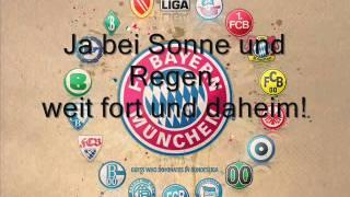 Top 5 der  FC Bayern Lieder mit Text