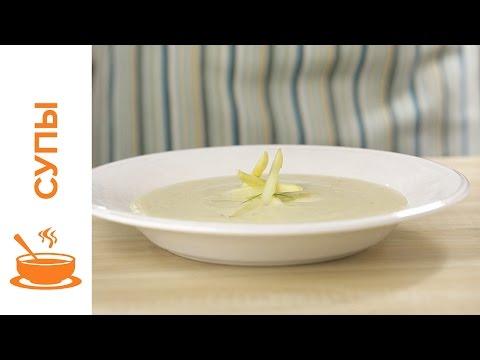 Крем-суп из Белой Спаржи    ICOOKGOOD On FOOD TV    Супы