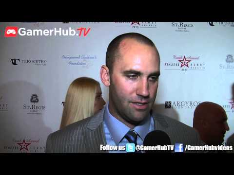 Houston Texans QB Matt Schaub Talks Madden NFL 25