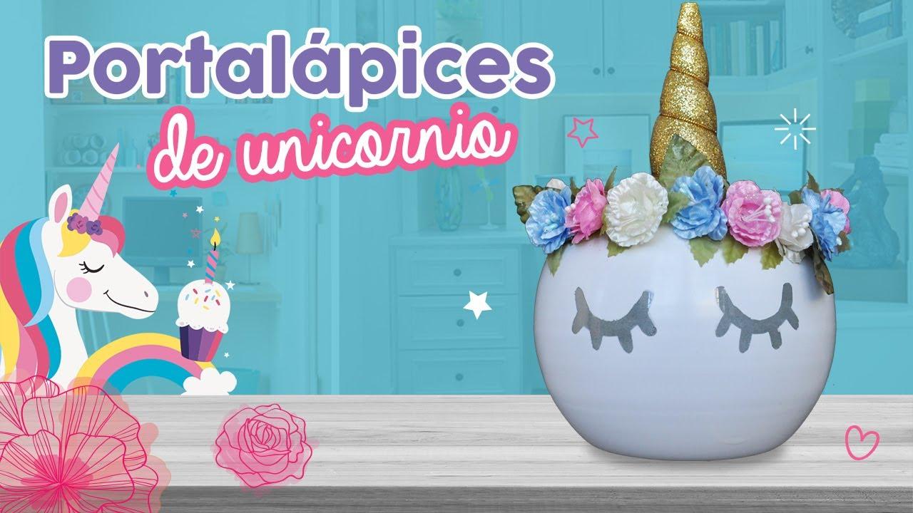 Diy portal pices de unicornio con una pecera daniela - Centros de mesa con peceras ...
