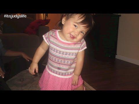 INSANELY CUTE BABY!!! - November 27, 2013 - itsJudyslife Vlog