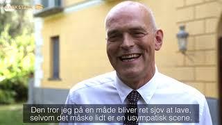 Den Skaldede Frisør - 3 korte til  Niels Olsen