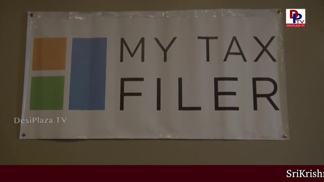 Visuals from MyTaxFiler seminar about the tax filing at Dharani Restaurant, Irving || DesiplazaTV