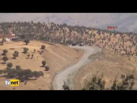 'ATAK' T-129 OPERASYON ŞIRNAK
