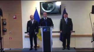 Відкриття Дня української оборонної промисловості в штаб-квартирі НАТО