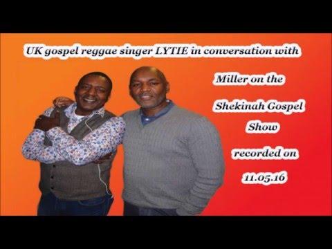 Lytie on Shekinah Gospel Show