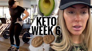DEADLY KETO COOKIES: Weight Loss Vlog Ep. 6- CHRISSPY