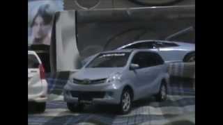 Review Miniatur Daihatsu All New Xenia