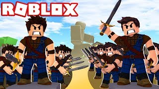 Roblox - GUERRA DE CLANS (Time Clash)