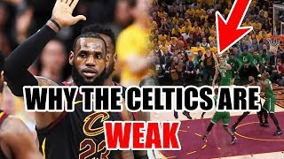 The REAL Reason The Celtics LOST To The Cavs In The NBA Playoffs
