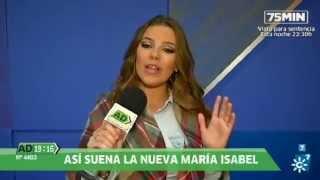 Andalucía Directo | María Isabel vuelve a la música