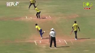 Kutch VS Valsad (Semi Final 2), Shree Maharshi Tejanad Swami Cricket Tournament