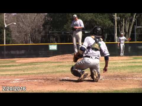 Hunter Kiel (RHP, Pensacola State; LSU Commit; 2016 Draft Elig.)